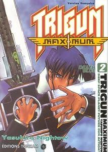 Trigun Maximum Edition simple Tome 2