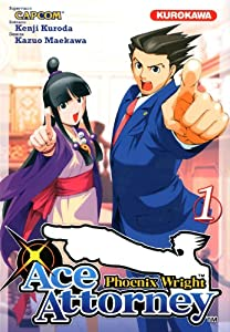 Ace Attorney - Phoenix Wright Edition simple Tome 1