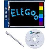 """Elegoo Uno R3 2,8"""" TFT Touchscreen mit SD Card Socket und alle Technische Daten In CD für Arduino UNO R3, Mega2560"""