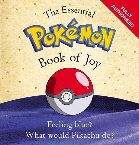 The Essential Pokemon Book of Joy: Official - Sun Moon Tie