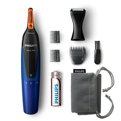 Philips Series 5000 Nasen & Ohren haartrimmer (Dual Cut-Trimmer) NT5175/16, 170 Watt