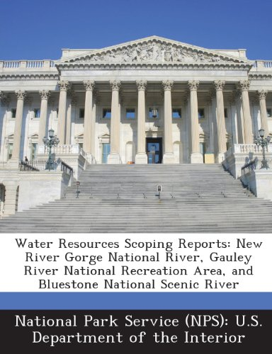 Water Resources Scoping Reports: New River Gorge National River, Gauley River National Recreation Area, and BlueStone National Scenic River -