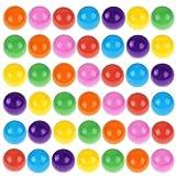 Supmeet 10/100/200/500/1000 Stück bunte Kugel Fun Ball weichen Kunststoff Ozean-Kugel-Baby-Kind-Spielzeug-Schwimmen-Pit-Spielzeug (5cm, 10 Stück)