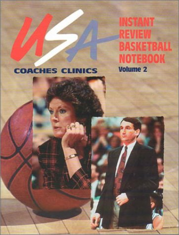 Instant Review Basketball Notebook, 1991: 2 por Bob Murrey