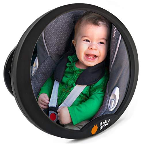 Babyspiegel für Kindersitz & Babyschale