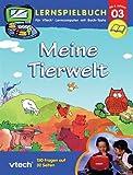 Produktbild von VTech 80 - 27075 Lernspielbuch Meine Tierwelt