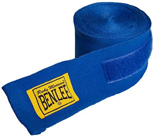 BENLEE Rocky Marciano Elastic Handwraps Elastic Handwraps, Blau, Größe: One Size