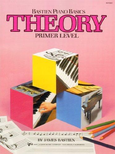 Bastien Piano Basics: Theory Primer (Primer Level/Bastien Piano Basics Wp205) by Bastien. Jane ( 1997 ) Paperback