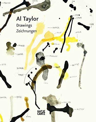 Al Taylor: Zeichnungen: Drawings por Michael Semff