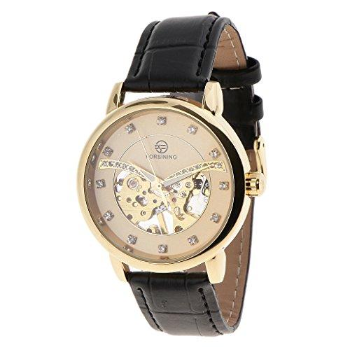 perfk-mechanische-Automatik-Armbanduhr-Herren-Damen-Uhr-Armband-Analog-Automatikuhr-Herrenuhr-Damenuhr-Unisex