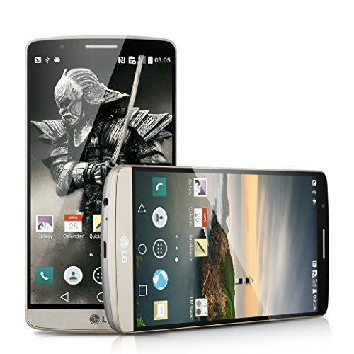 Galleria fotografica LG D855 G3 Smartphone, 32 GB, Oro Metallico [Italia]