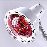 elitzia Stand infrarrojos calefacción lámpara TDP Mineral lámpara lontano infrarosso Relajante dispositivo cuerpo