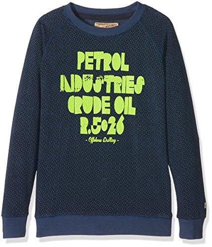 PETROL INDUSTRIES SWR427, Felpa Bambino, Bleu (Petro Blue), 8 Anni