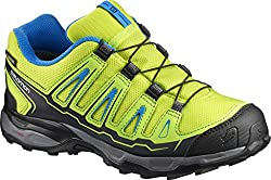 Salomon X-ultra Gtx Shoes Yellow Shoe Size 37 2017