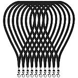 Materiali e produzione raffinati: Cordino di alta qualità con disaccoppiamento di sicurezza, peso leggero, colore classico, facile da collegare, robusta fibbia in acciaio. Questi prodotti sono fatti di attrezzature meccaniche avanzate, ogni passo è p...