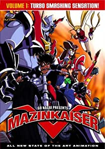 Mazinkaiser - Vol. 1 [UK Import]