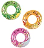 """Bestway 20"""" Kids Swim Rubber ring - Float inflatable for Paddling Pool/Swimming Pool"""