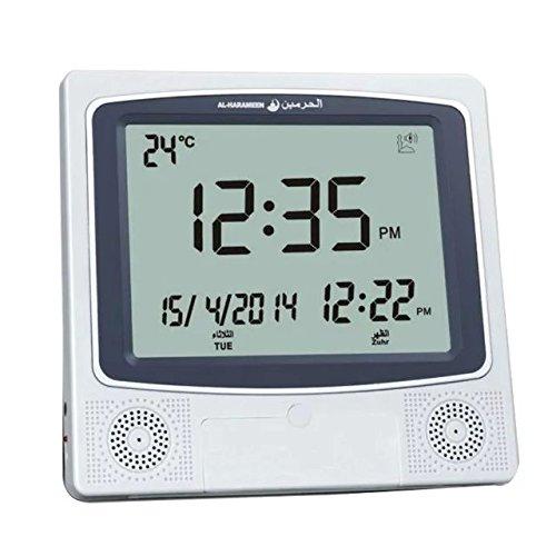 Muslim Automatische Wand Azan Uhr mit Gebet Timing Display 4009von Royal Wind