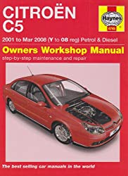 Citroen C5 (Service & repair manuals)