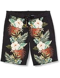 Scotch & Soda Cotton Linen Shorts Pantalones Cortos para Niños