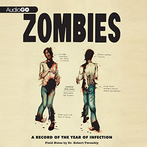 Zombies  Audiolibri