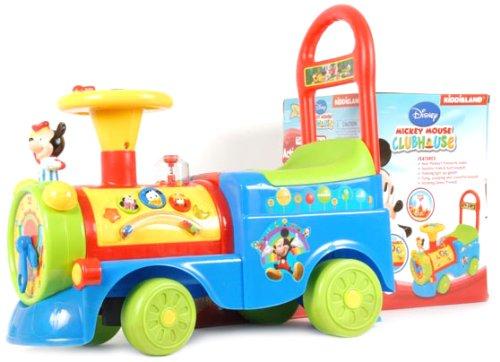 Imagen principal de Disney 31172 Mickey Mouse - Correpasillos con diseño de tren
