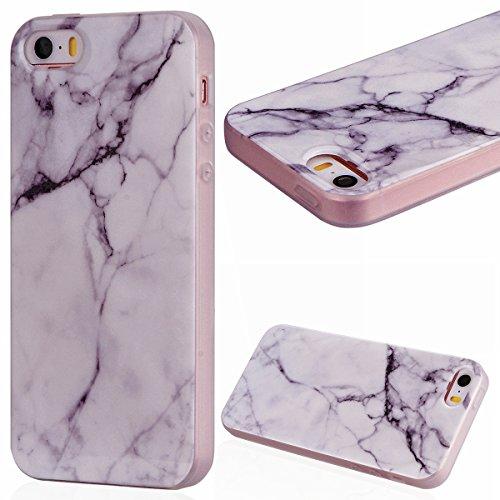grandever-coque-pour-iphone-5-iphone-5s-iphone-se-etui-silicone-marbre-grain-souple-doux-arriere-hou