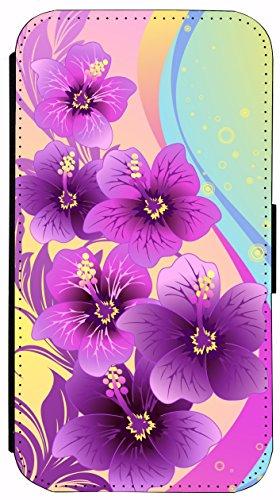 Flip Cover für Apple iPhone 6 / 6S (4,7 Zoll) Design 110 Teufel Hülle aus Kunst-Leder Handytasche Etui Schutzhülle Case Wallet Buchflip mit Bild (110) 124