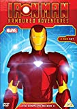 Iron Man - Armored Adventures: The Complete Season 2 [DVD] [UK Import]