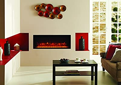 Gazco Radiance 85R Edge Inset Electric Fire