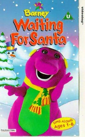 Barney - Warten auf Weihnachten [VHS]