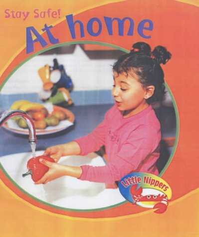 Little Nippers: Stay Safe At Home Paperback