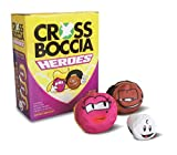 "CROSSBOCCIA-DOUBLE-PACK HEROES, Design ""Blond+Muffin"""