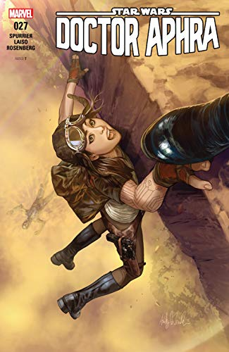 WORST AMONG EQUALS: PART TWO! Rogue archaeologist DOCTOR APHRA has ten hours to cross a hostile megacity before the bomb implanted in her throat blows up.  No big deal, right? And even if there ARE, say, insane cops and bounty hunters on her tail—she...