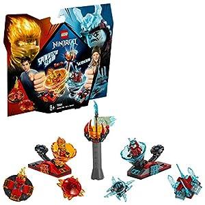 LEGO Ninjago Spinjitzu - Zane: Maestro del Dragón, Juguete de Construcción Ninja Coleccionable para Niños y Niñas de 8 a 14 Años (70684)