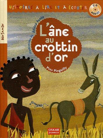 L'Ane au crottin d'or (1CD audio)