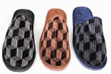 #9: R&M Unisex Home Slippers and Flip-Flops