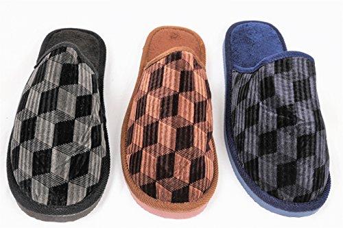 R&M Unisex Home Rubber Flip-Flops