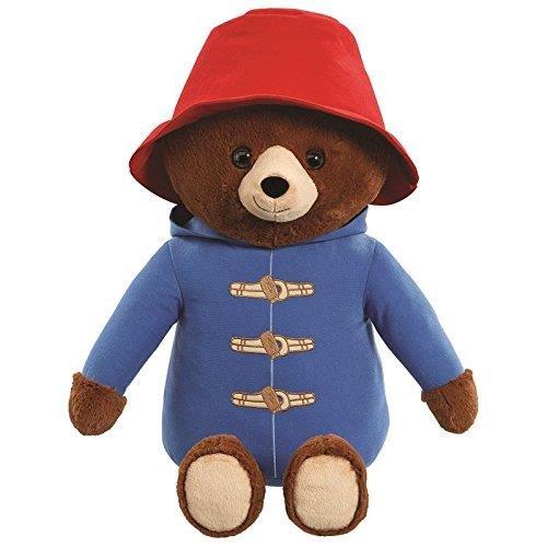 Offizieller lizenzierter Paddington-Bär Großes weiches Plüsch-Spielzeug 50cm hoch (Paddington Puppen)