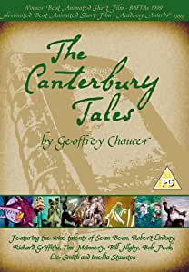 The Canterbury Tales (Animated) [DVD] [1998]