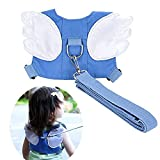 KACOOL Baby Safety Walking Harness, Child Toddler Anti-Lost Belt Harness Reins with Leash