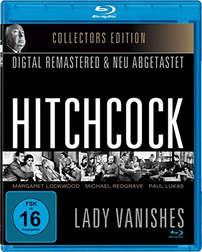 Alfred Hitchcock: The Lady Vanishes (1938) [Blu-ray] [Collector's Edition] Preisvergleich