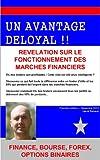 Telecharger Livres Un avantage deloyal (PDF,EPUB,MOBI) gratuits en Francaise