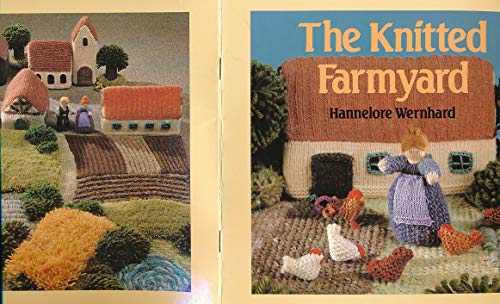 The Knitted Farmyard por Hannelore Wernhard