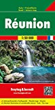 Réunion, Autokarte 1:50.000 (freytag & berndt Auto + Freizeitkarten) - Freytag-Berndt und Artaria KG