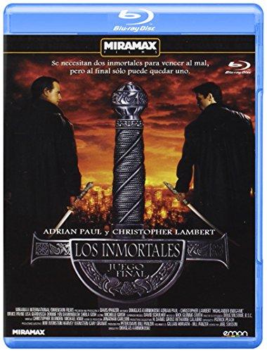 Los Inmortales: Juego Final [Blu-ray] 517Hb57QMjL