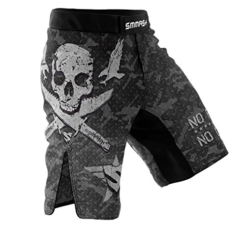 SMMASH MMA Pantalones Cortos COMBAT 2.0