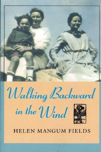 Walking Backward in the Wind (Chisholm Trail Series) by Helen Fields (2000-06-01)