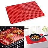 Microwave Heat Resistant Non Stick Raise...