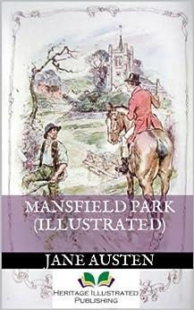 Mansfield Park (Illustrated) (English Edition) par [Austen, Jane]